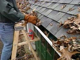 Gutter Cleaning Crosby
