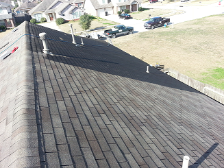 Roof Cleaning Crosby, TX