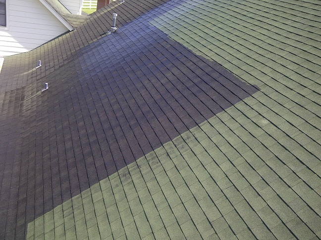 Roof Cleaning Crosby