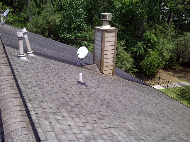 Crosby Roof Cleaning